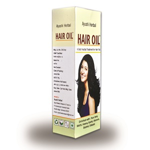 ayushi hair oil pic